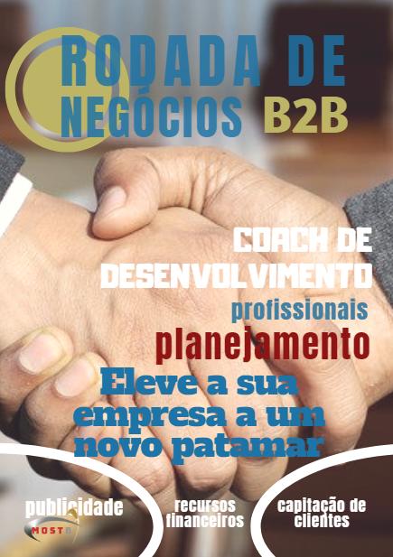 Revista B2B Rodada de Negócios