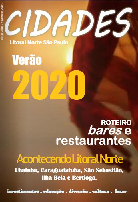 Revista CIDADES Litoral Norte.