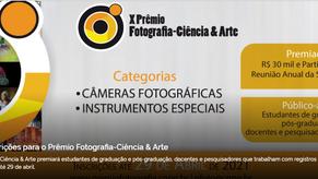 CNPq abre inscrições para o Prêmio Fotografia-Ciência & Arte