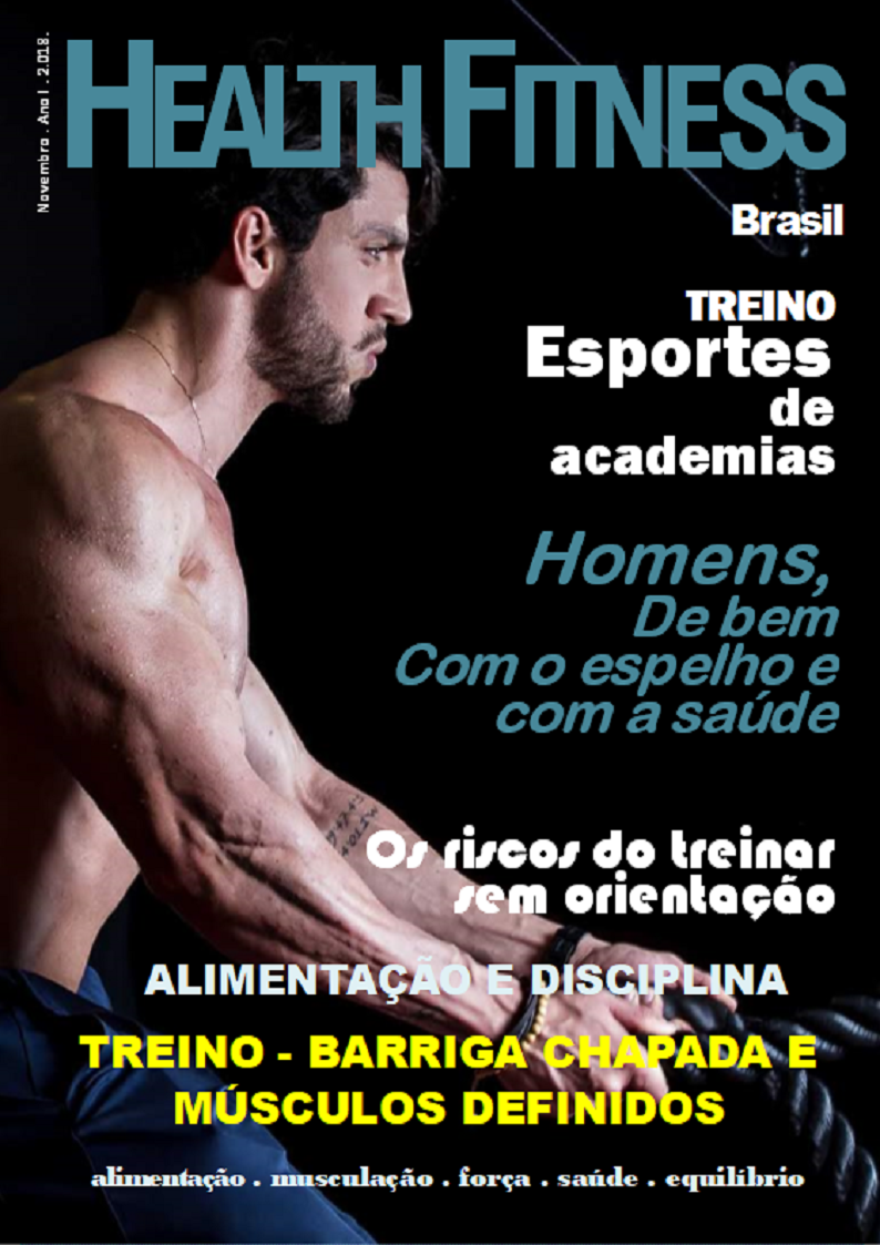 Revista health Fitness Brasil