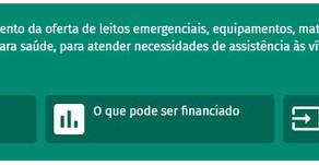 Programa BNDES de Apoio Emergencial ao Combate da Pandemia do Coronavírus.