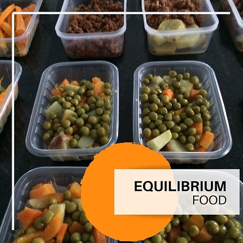 "Kit Equilibirum Food ""Emagrecendo com equilibrium"""