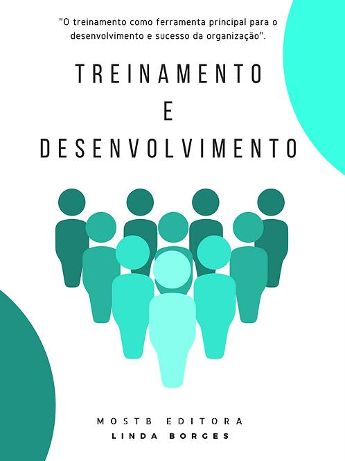 treinamento e desenvolvimento de organizacional