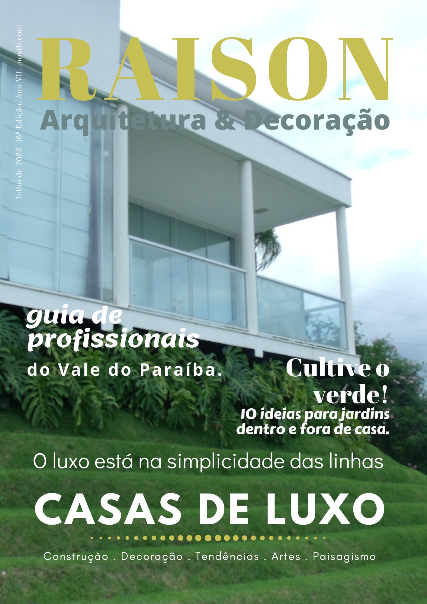 REVISTA_RAISON_ARQUITETURA_E_DECORAÇÃO