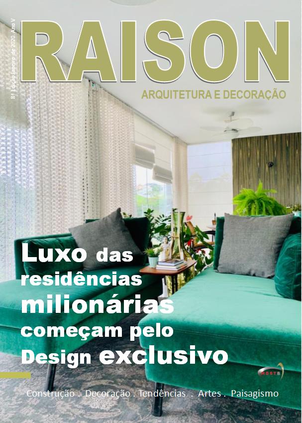 capa raison 8 edição