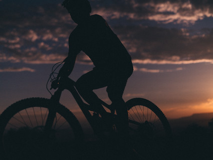 Dzil Ta'ah Adventure's Navajo Youth Bike Packing Adventure Series: Nazlini, AZ