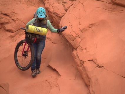 Winner of bikepacking.com 2020 overnighter