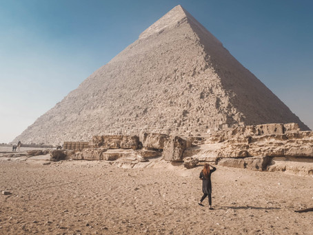 Cairo - The Great Pyramids