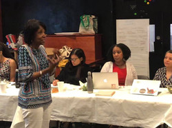 ILI 2019 Workshop with Sherry Coleman