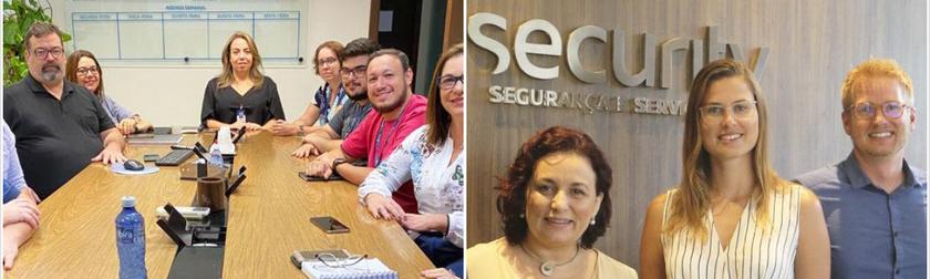 Security Segurança e Serviços - Empresa enquadrada na LGPD