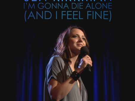 """Jen Kirkman's """"I'm Gonna Die Alone (And I Feel Fine)"""" Out As Comedy Album, Exclusi"""