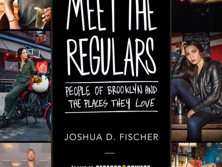 Meet Joshua D. Fischer, Author of 'MEET THE REGULARS at the Brooklyn Book Festival