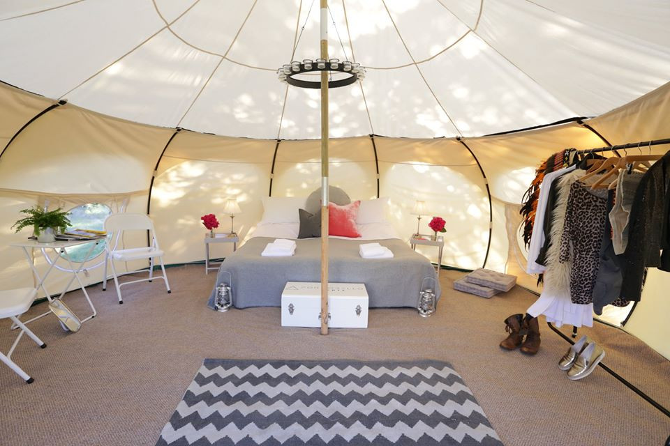 Boutique Camping Hire