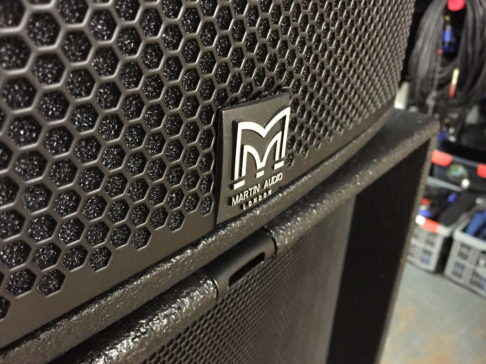 Martin Audio Hire London