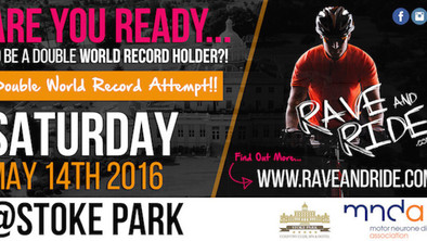 Rave & Ride into the World Records