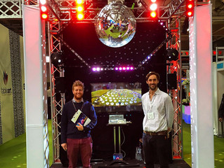 Bassline Productions at the Event Production Show 2016