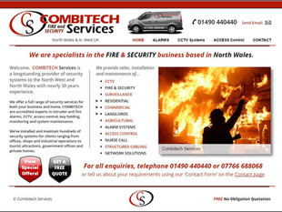 Combitech Fire Safety
