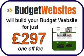 Purchase a BUDGET WEBSITE using 'EASY PAY'.