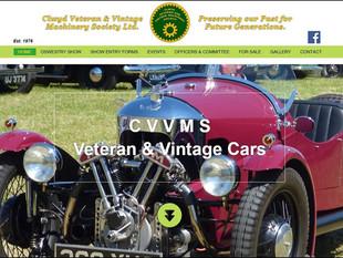 Clwyd Vintage Machinery Show