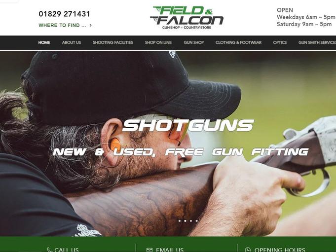 Field and Falcon Gun Store