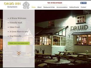 Druid Inn Llanferres