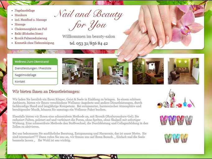 Nail and Beauty for You