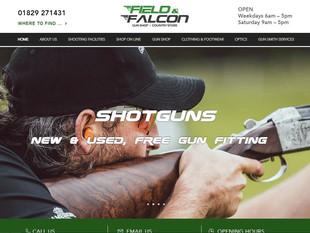 Field and Falcon Gun Shop