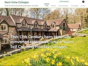 Nant Ucha Holiday Cottages
