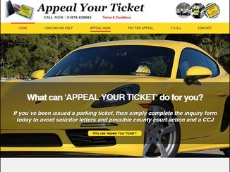 Appeal Your Ticket