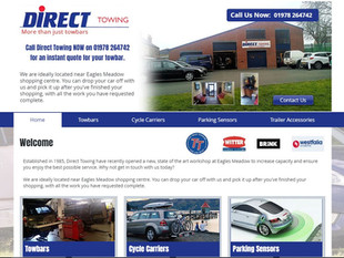 Direct Towing (Budget Website, just £295)