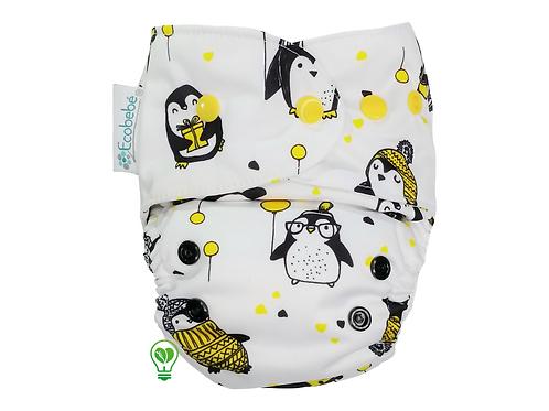 Pingüinos Ecobebé