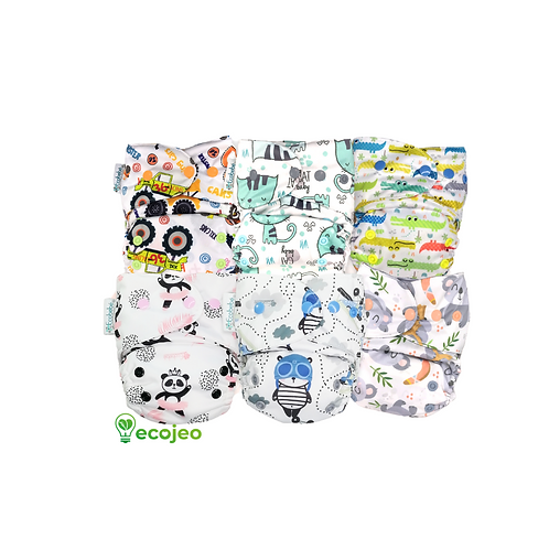 6 pack Ecobebe