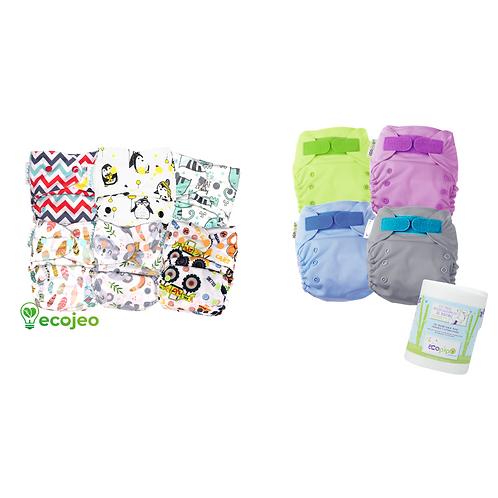 Pack Mixto Ecobebe - Ecopipo