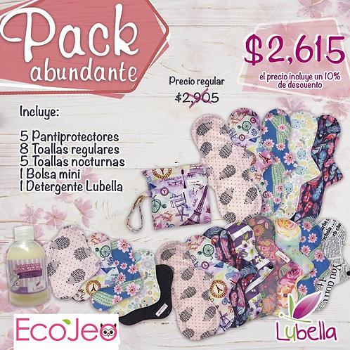 Pack Toallas Abundante