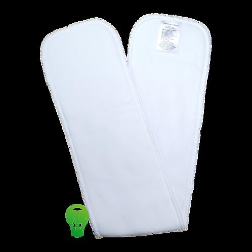 Absorbente bambú 3g Ecopipo, para pañal de tela