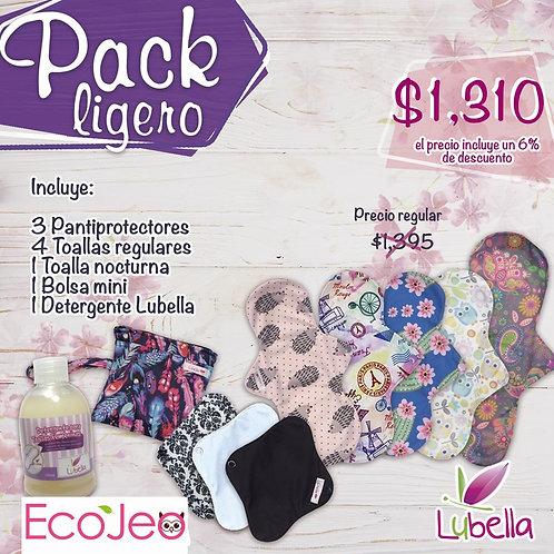 Paquete toallas Ligero