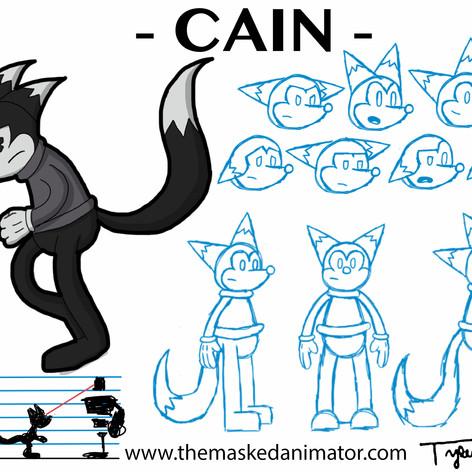 Cain Character Sheet