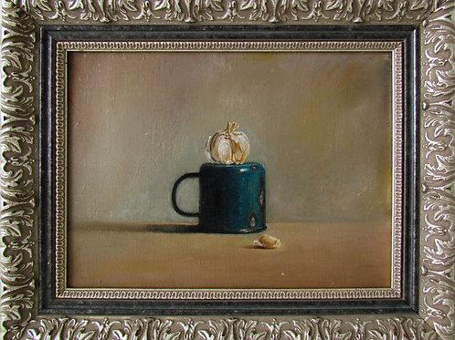 Blue cup / О. Радван