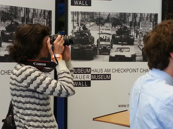 Alternative. Ukraine: Reality and Future in Mauermuseum am CheckPoint Charlie