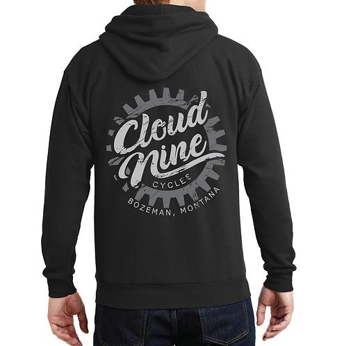 Cloud Nine Gear Logo Hoodie
