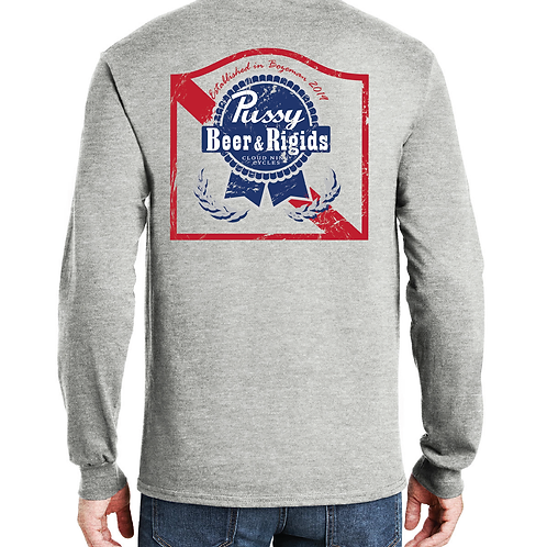PBR Long Sleeve Tee