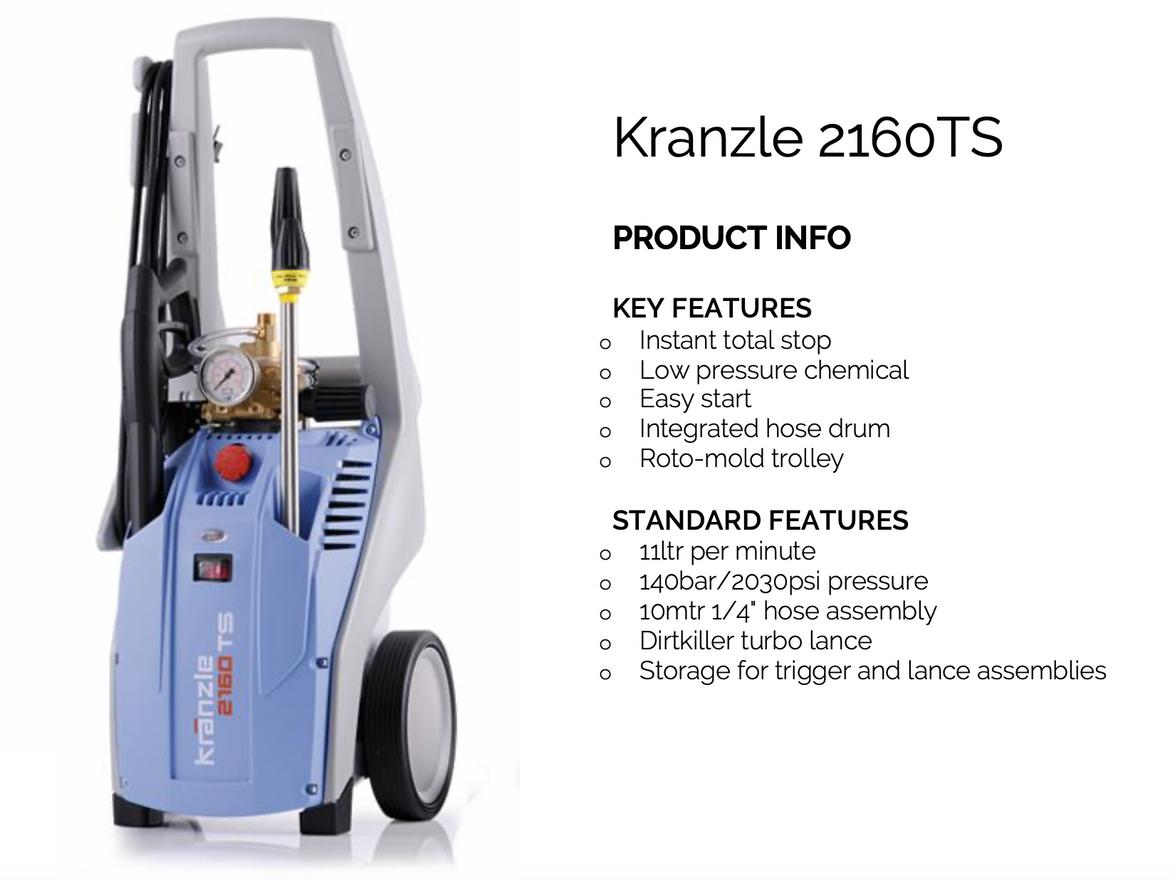 Kranzle 2160TS