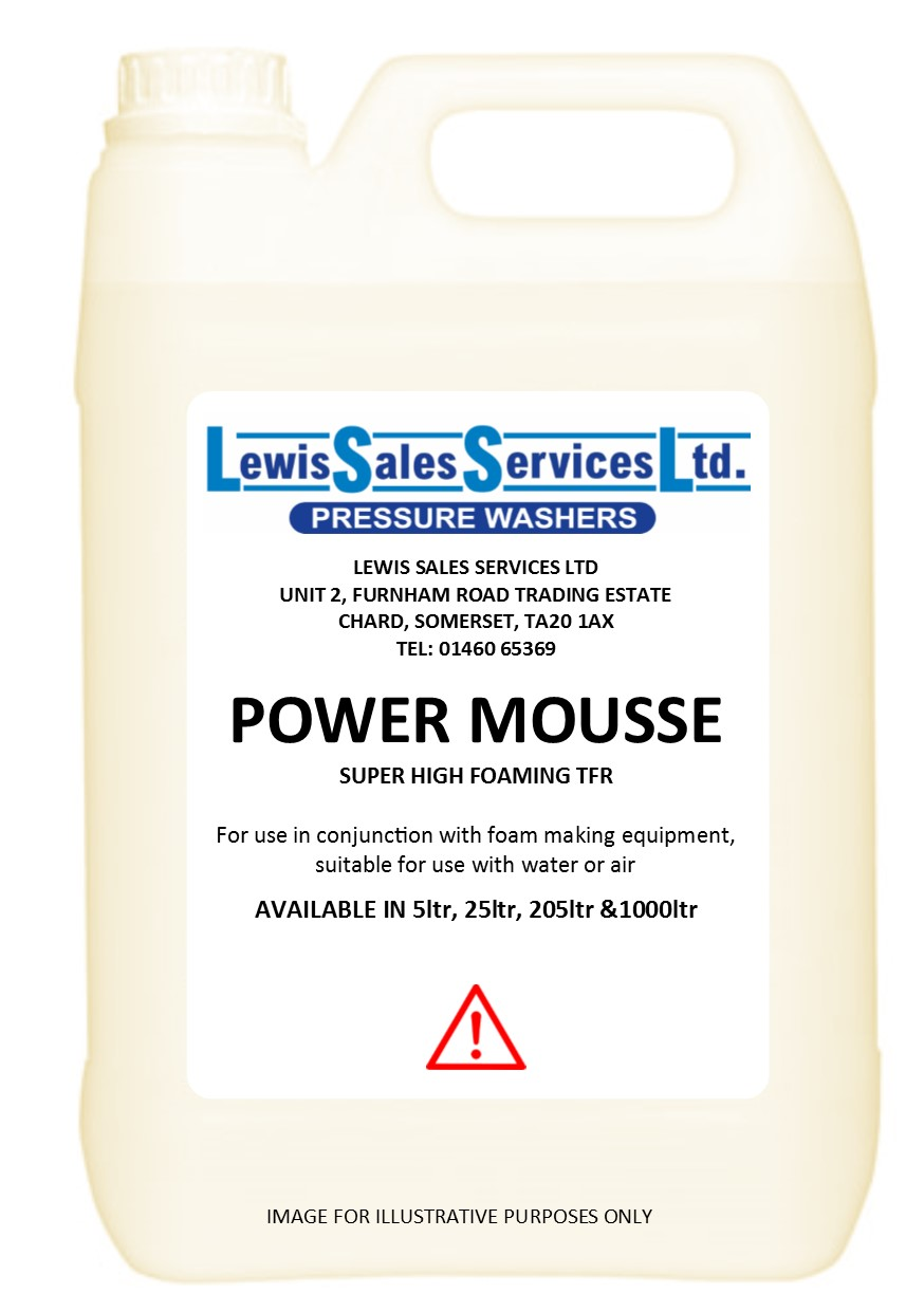 PowerMousse