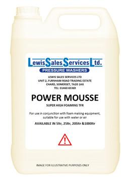 PowerMousse