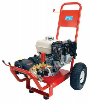 11/150 petrol engine pressure washer