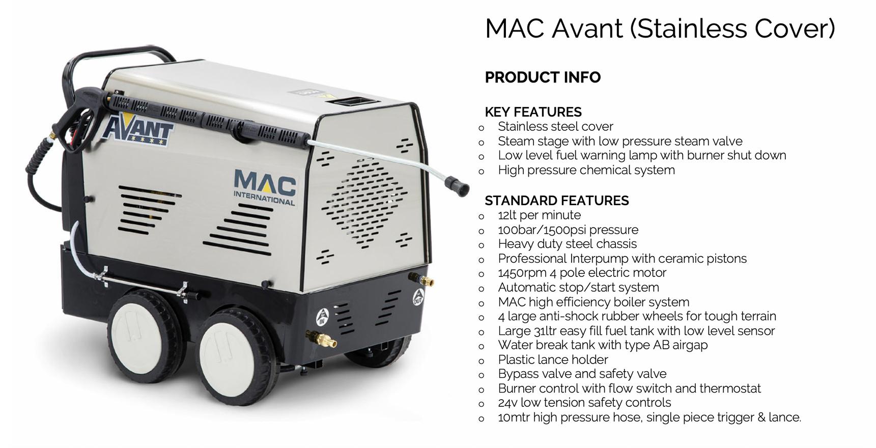 MAC Avant