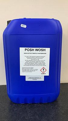 Posh Wosh TFR detergent