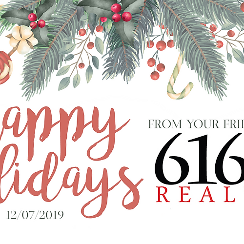 616 Realty Holiday Event