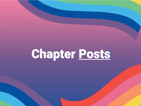 What Are Chapter Posts?
