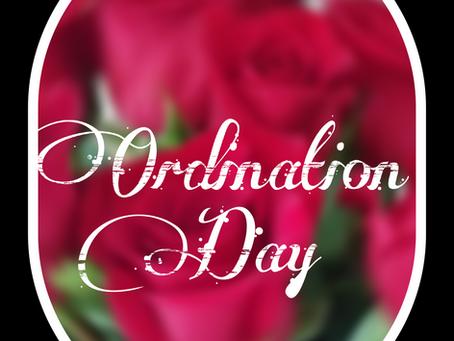 Ordination Day